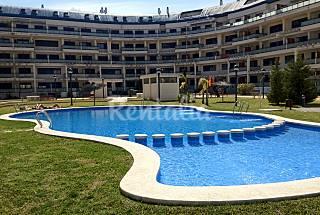 Wifi en apartamento frente nautico y playa marinet Alicante