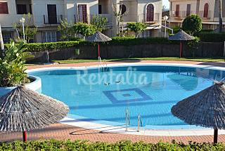 Casa de 3 habitaciones a 50 m de la playa Cádiz