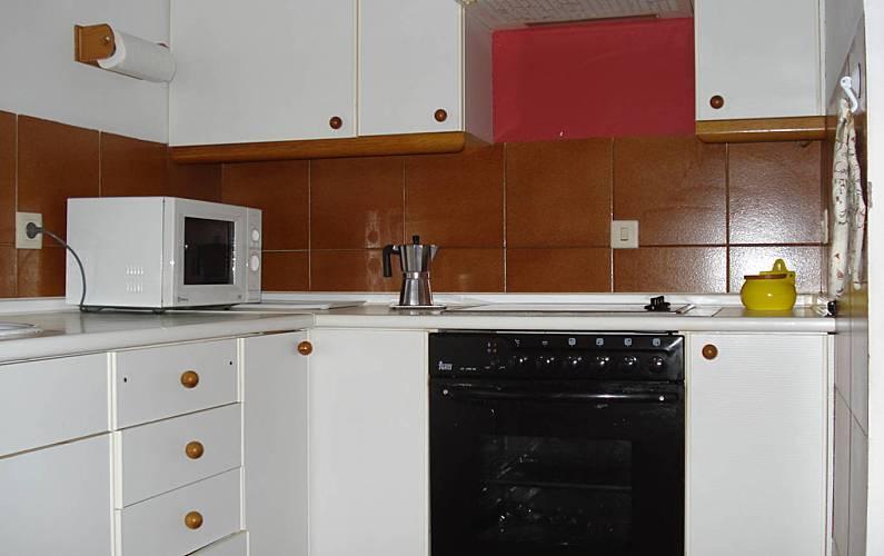 2 Cozinha Tarragona Alcanar Apartamento - Cozinha