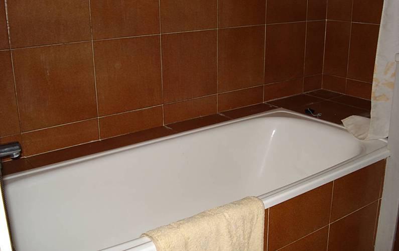 2 Casa-de-banho Tarragona Alcanar Apartamento - Casa-de-banho