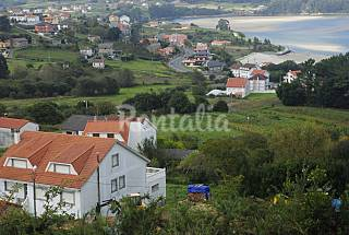 House very economical, quiet, 300 m from the beach A Coruña