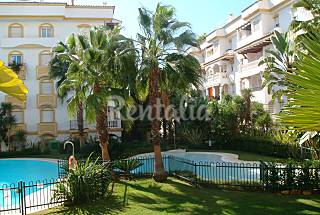 Apartment for 4 people only 250 meters from the beach Málaga