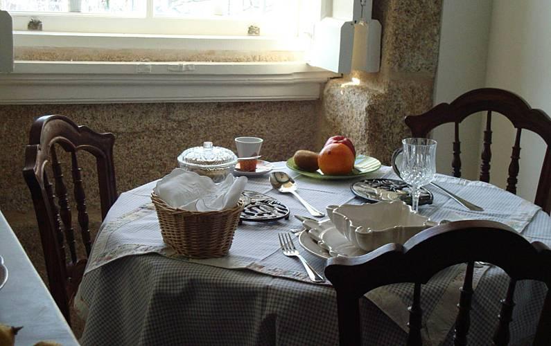Local Interior da casa Braga Celorico de Basto Casa rural - Interior da casa