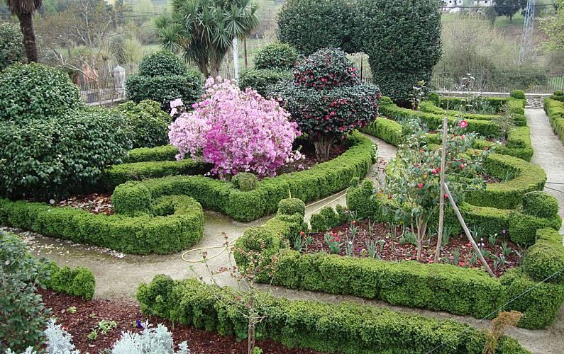 Local Jardim Braga Celorico de Basto Casa rural - Jardim