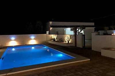 Apartamentos con piscina en El Palmar, Conil Cádiz
