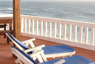 Casa para alugar a 100 m da praia Leiria