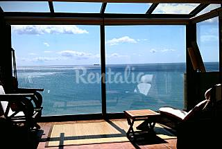 Luxury Penthouse, Relaxing, front beach, jacuzzi Málaga