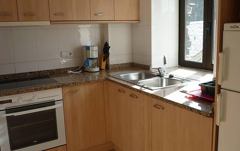 Apartment Kitchen Canillo Apartment - Kitchen