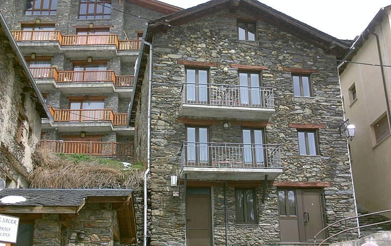 Apartment for 6-8 people Pas de la Casa - Grau Roig - Outdoors