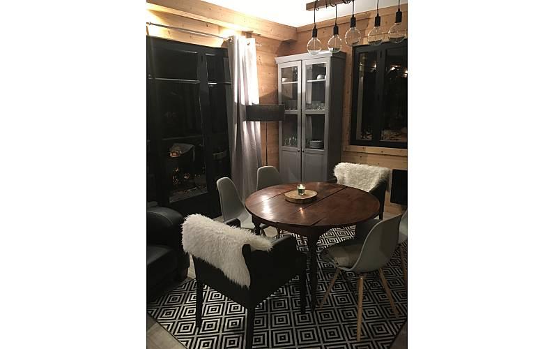 Apartment Kitchen Pyrenees-Orientales Font-Romeu-Odeillo-Via Apartment - Kitchen