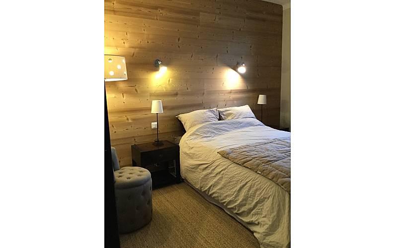 Apartment Bedroom Pyrenees-Orientales Font-Romeu-Odeillo-Via Apartment - Bedroom