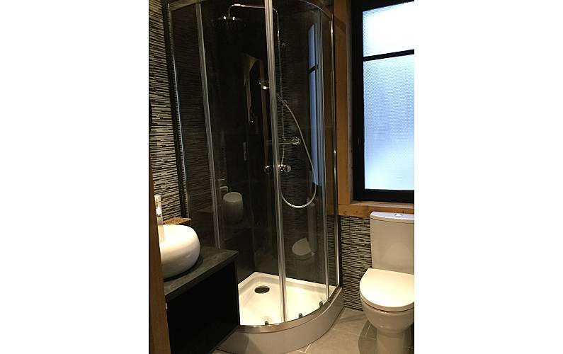 Apartment Bathroom Pyrenees-Orientales Font-Romeu-Odeillo-Via Apartment - Bathroom