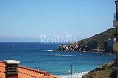 Appartement de 2 chambres à front de mer La Corogne