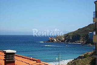 Apartment with 2 bedrooms on the beach front line A Coruña