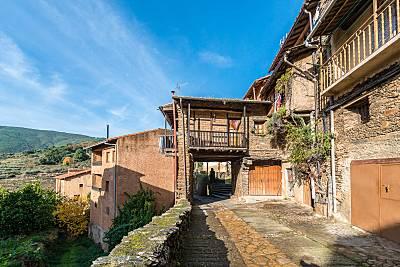Casa Rural-Valle del Arrago. Cáceres