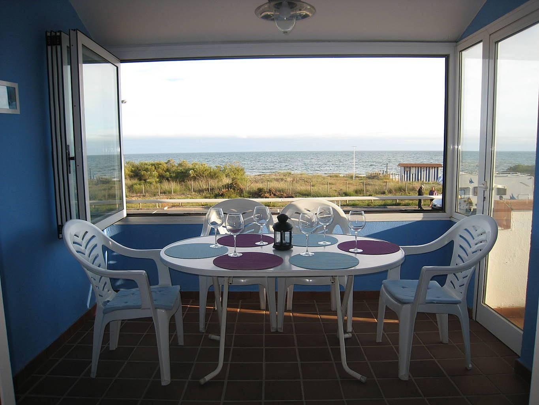 Maison pour 6 personnes front de mer islantilla i - Rentalia islantilla ...