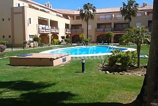 Apart. en Novo Sancti Petri a 200 m de playa  Cádiz