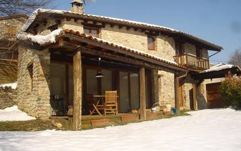 Casa Exterior del aloj. Lleida/Lérida Bellver de Cerdanya Casa en entorno rural - Exterior del aloj.
