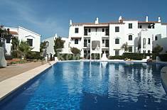 2 Apartamentos en alquiler a 100 m de la playa Menorca