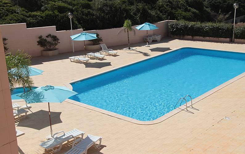 2 Swimming pool Leiria Alcobaça Apartment - Swimming pool