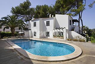 Apartamento con piscina, amplio y luminoso Menorca