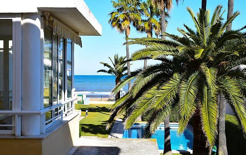 Apartamento para 4 personas a 30 m de la playa Alicante