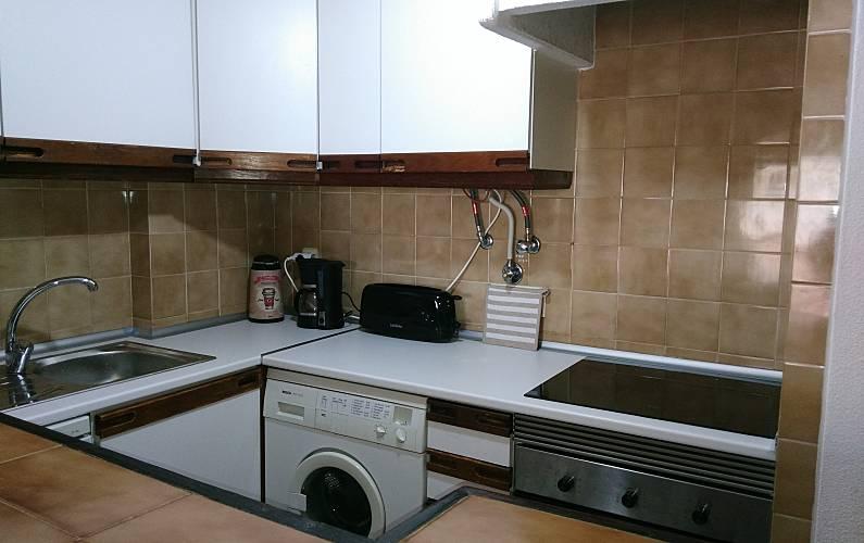 Apartment Kitchen Algarve-Faro Lagos Apartment - Kitchen