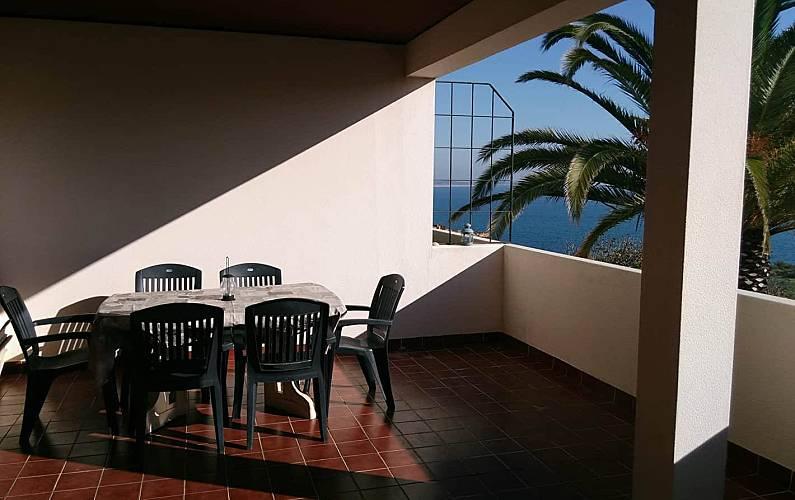 Apartment Terrace Algarve-Faro Lagos Apartment - Terrace