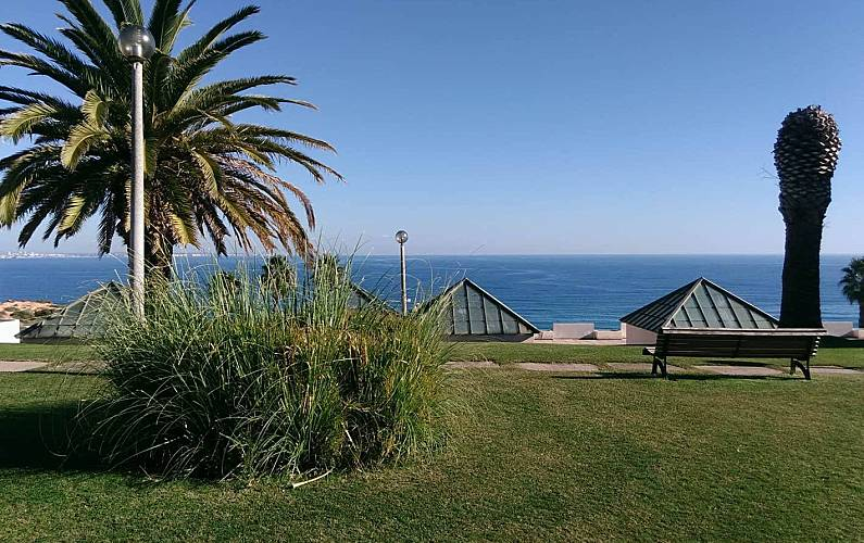 Apartment Garden Algarve-Faro Lagos Apartment - Garden