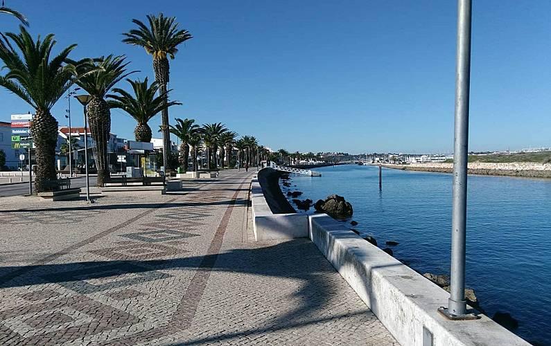 Apartment Environment Algarve-Faro Lagos Apartment - Environment