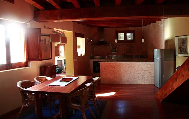 Casa Salón Lleida/Lérida Bellver de Cerdanya Casa en entorno rural - Salón