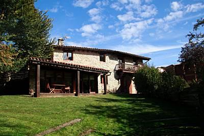 Casa de 3 habitaciones con jardín privado Lleida/Lérida