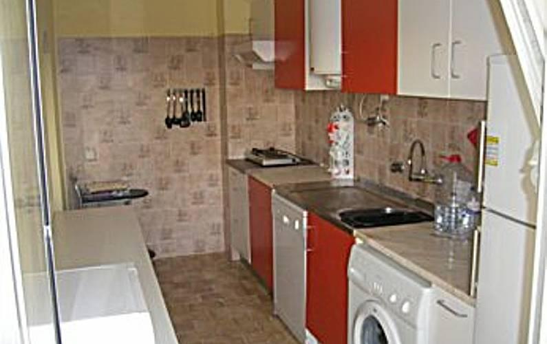 Apartamento Cozinha Algarve-Faro Portimão Apartamento - Cozinha