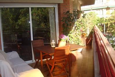 Apartamento en alquiler en Barcelona centro.WIFI. Barcelona