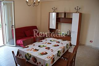 Apartment for rent only 400 meters from the beach Messina