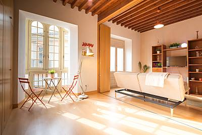 Appartamento in affitto nel centro di Málaga Malaga