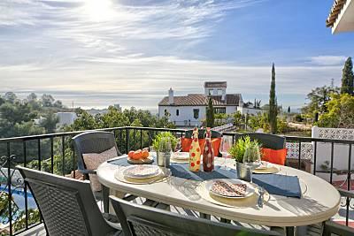 Villa de 3 habitaciones a 3 km de la playa Málaga