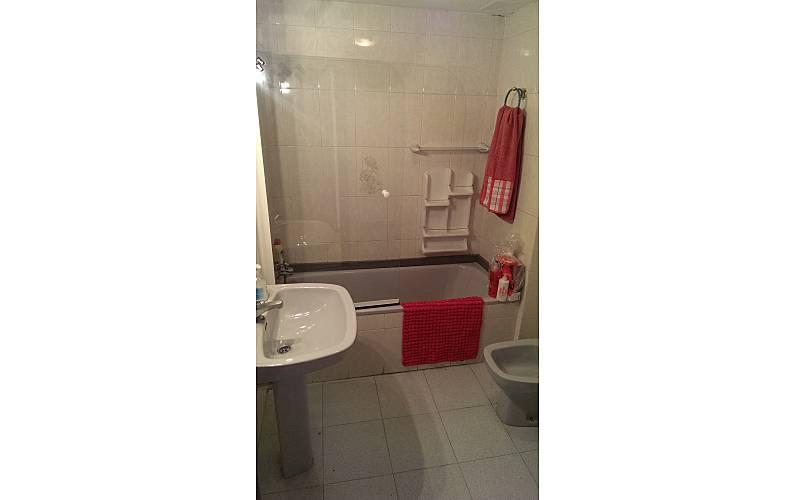 Apartment Bathroom Huesca Sallent de Gállego Apartment - Bathroom