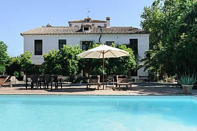 Alojamiento rural a  3 km de Granada  4 apartament Granada