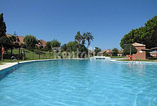 Bajo con amplio Jardín a 500m de la playa Cádiz