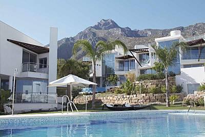 Villa magnífica con vistas al mar en Sierra Blanca, Marbella Málaga