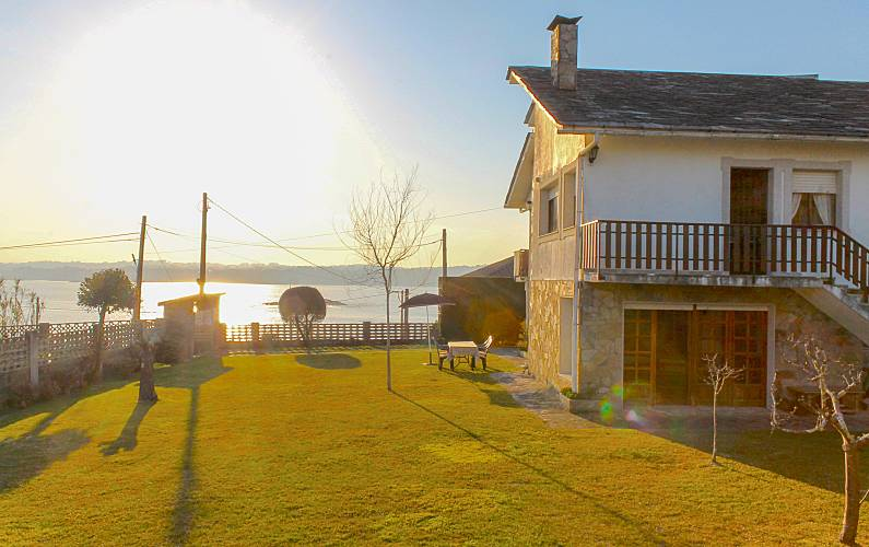 Villa para 11 personas a 50 m de la playa A Coruña/La Coruña