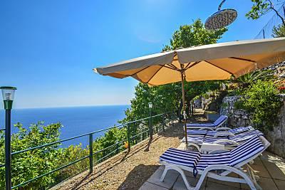 Casa de 1 habitaciones a 2 km de la playa Salerno