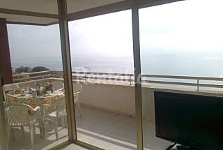 Apartment for rent right on the beach. Tarragona