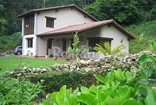 Maison en location à 800 m de la plage Asturies