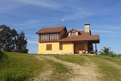Casa en alquiler en el centro de Asturias Asturias