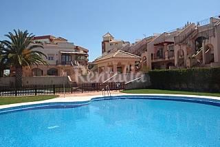 Bungalow a estrenar 3habit- 50 m playa -2 terrazas Huelva