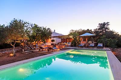 Gran Villa con jardin y piscina Formentera