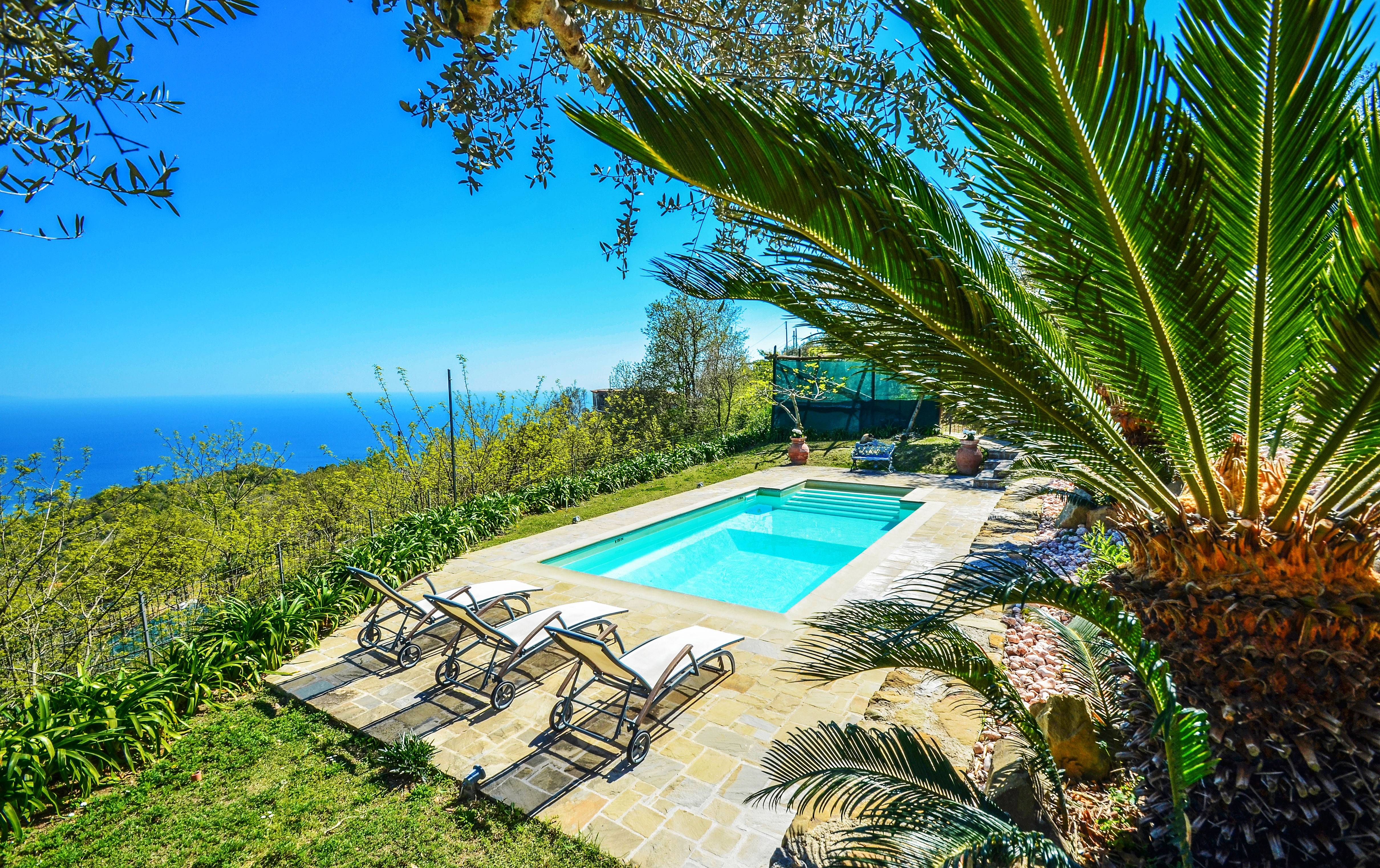 Villa Dei Galli Sant Agata Sui Due Golfi Massa Lubrense