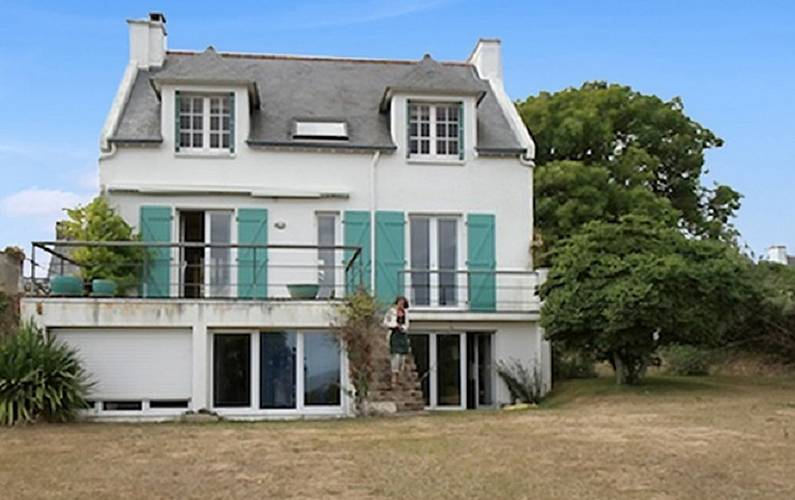 Amazing Finistere Moelan-Sur-Mer House -